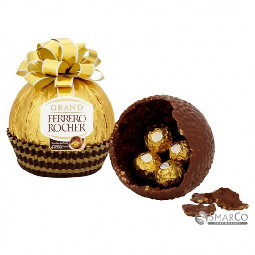 FERRERO GRAND ROCHER 240 GR 4008400660622
