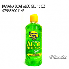 BANANA BOAT ALOE GEL 16 OZ 079656001143