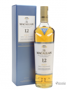MACALLAN 12 YO TRIPLE CASK 700 ML 5010314048907