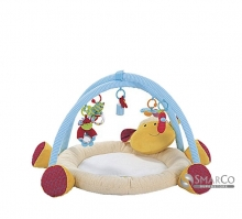 ELC WOLLY LAMB SNUGGLE PLAYMAT INCLUDE 24615003