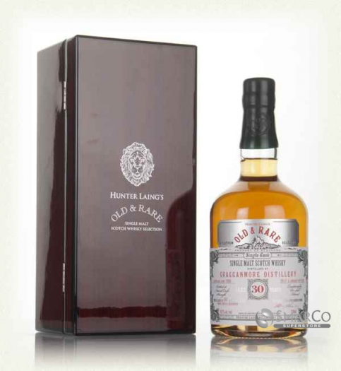 Master of Malt Port Ellen 30 Year Old 1982 - Old and Rare Platinum (Douglas Laing)