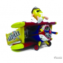 8719900514754 M&M PEANUT AIRPLANE DISPENSER 45 GR