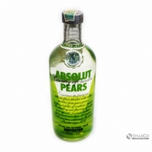 ABSOLUT VODKA PEARS 1012060040445  7312040150755