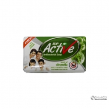 ACTIVE BAR SOAP HIJAU CITRONELIA 80 GR 1015040010038 8992946526541