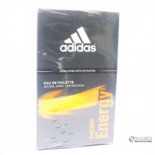 ADIDAS EDT DEEP ENERGY 100 ML 1015080050099 3607345397290