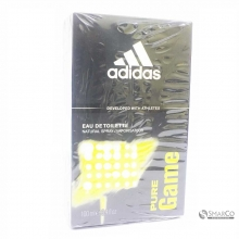 ADIDAS EDT PURE GAME 100 ML 1015080050098 3607345397542