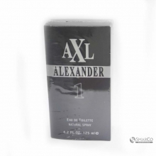 ALEXANDER EDT NO.I HITAM 125 ML 1015030090044 8992915586330
