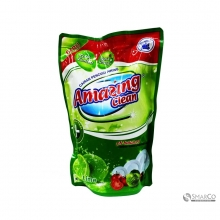 AMASING DISWASH LIME POUCH 800 ML 15 x 22 1011030010016 8997003120052
