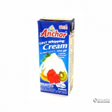 ANCHOR WHIPPING CREAM 250 ML 1017040010062 9415262030039