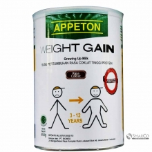 APPETON WEIGHT GAIN CHILD 450 GR 9556586601083