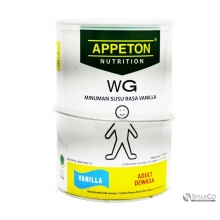 APPETON WEIGHT GAINT ADULT VANILLA 450 G 1014110010045 9556586601281