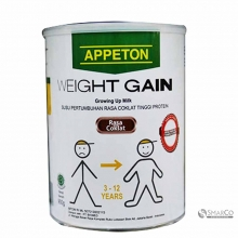 APPETON-WEIGHT-GAINT-CHILD-900-GR 1014110070007 9556586601021