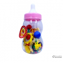 BABY RATTLE BA8110 10IN1 6944966800240 6061010061072