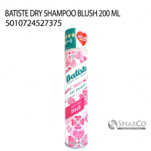 BATISTE DRY SHAMPOO BLUSH 200 ML 5010724527375