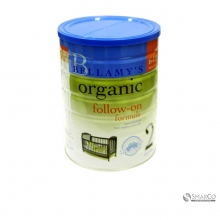 BELLAMY`S ORGANIC STEP 2 FORMULA 900 GR 1014010020582 9332045000181