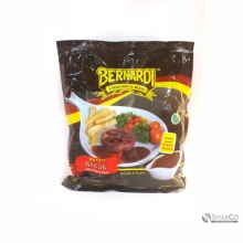 BERNARDI BURGER STEAK 4 PCS 1017140030031 9915200101000