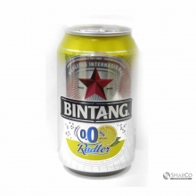 BINTANG RADLER LEMON 0.0% CAN 330 ML 1012010010014 8997206580233