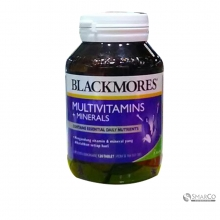 BLACKMORES MULTIVITAMINS + MINERALS 9300807302491