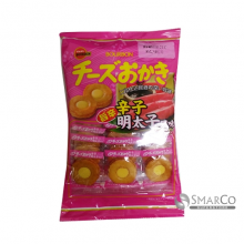 BOURBON CHEESE OKAKI KARASHI MENTAIKO 4901360326426