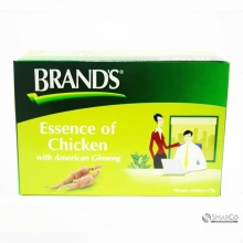 BRAND ESSENCE OF CHICKEN GINSENG 2,5 OZ 1016110040007 9556162312303
