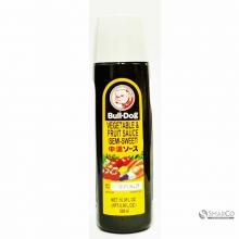 BULLDOG CHUNO (VEGETABLE & FRUIT SAUCE-SEMI SWEET) 500 ML 4902551012159 1014170020170