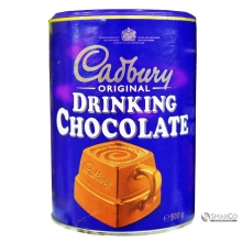 CADBURRY DRINKING CHOCOLATE 500 GR 1014050020373 5000312000687