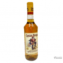 CAPTAIN MORGAN ORIGINAL SPICED GOLD 750 ML  8997210140126