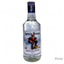CAPTAIN MORGAN WHITERUM 750 ML 8997210140232
