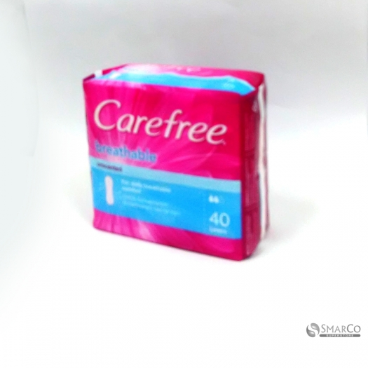 CAREFREE BREATHABLE PULP FILLED USC 40 8850007331469
