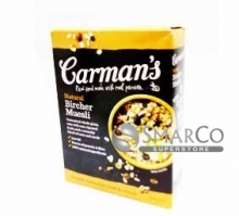 CARMAN`S NATURAL BLEND MUESLI 500 GR 1014040010125 9319133331396
