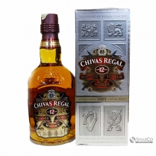 CHIVAS REGAL 12YO BOTOL 750 ML 1012060040183 080432400395