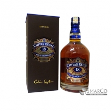 CHIVAS REGAL 18 YEARS 1000 ML 5000299255049