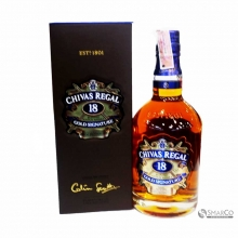 CHIVAS REGAL 18 YO 750 ML 1012060040092 5000299225028
