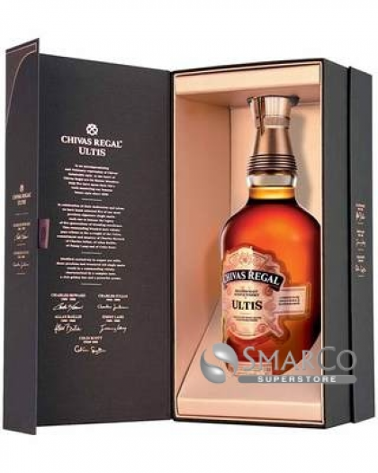 CHIVAS REGAL ULTIS 1 LITER