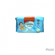 CUSSONS BABY WIPES 50`S MILD & GENTLE 50 SHEET 8888103006844 6061010061019