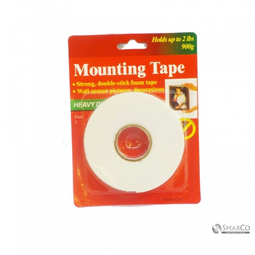 DAITOKU FOAM TAPE WHITE TP2017051103  8992017314787