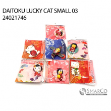 DAITOKU LUCKY CAT SMALL 03 24021746
