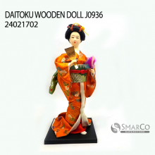 DAITOKU WOODEN DOLL J0936 24021702