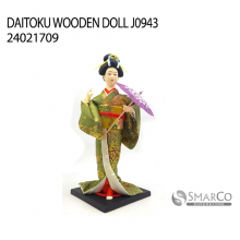 DAITOKU WOODEN DOLL J0943 24021709