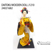 DAITOKU WOODEN DOLL J1210 24021682