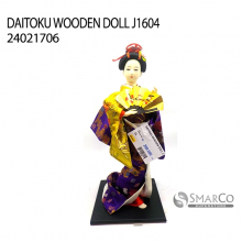 DAITOKU WOODEN DOLL J1604 24021706 (2)
