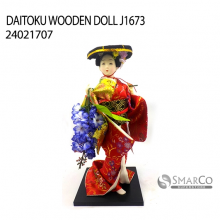 DAITOKU WOODEN DOLL J1673 24021707 (2)