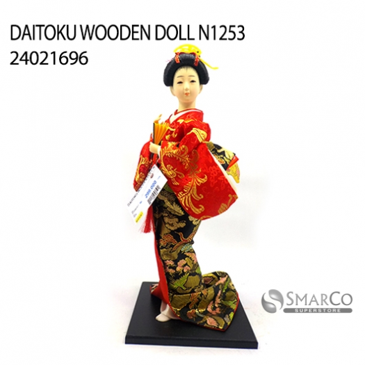 DAITOKU WOODEN DOLL N1253 24021696