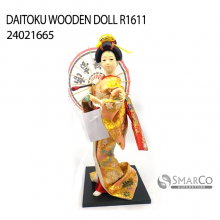 DAITOKU WOODEN DOLL R1611 24021665