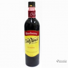 DAVINCI BLUEBERRY 750 ML 1012040040092 9556592610383