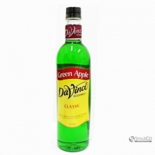 DAVINCI GREEN APPLE 750 ML 1012040040094 9556592610611