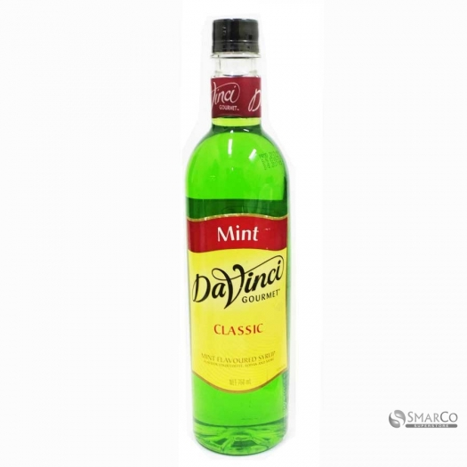 DAVINCI MINT 750 ML 1012040040107 9556592610628