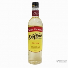 DAVINCI WHITE CHOCOLATE 750 ML 1012040040090 9556592610239