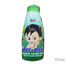 DEE DEE TALCUM POWDER APPLE BOTOL 150 GR 6061010060536 8886030642913