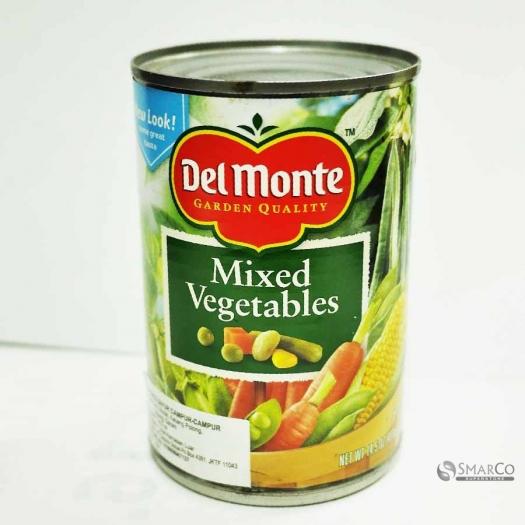 DELMONTE MIXED VEGETABLES 411 GR 024000163190 1014140040131